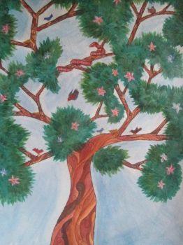 Tree of Life by amathria