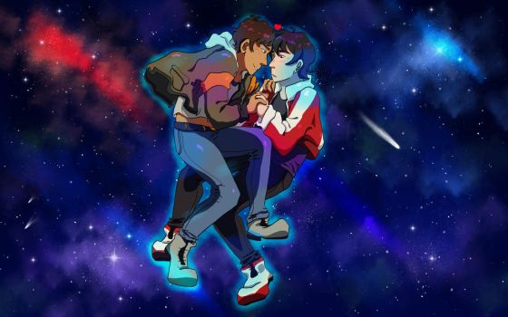 KLANCE~My Youth is Yours COLLAB by BowtieMySoul