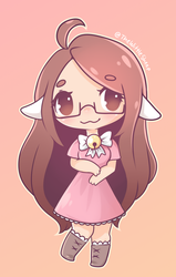 My Sheepy Persona by TheWittleSheep