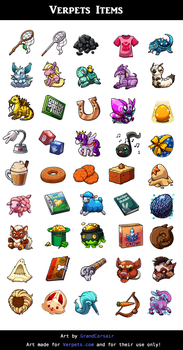 Verpets Items -Updated- by Grand-Corsair