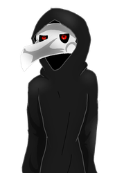 Scp 049 by TheBabblingBrookNook