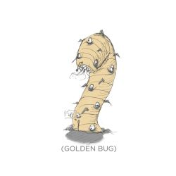 008 - Golden Bug by SEEZ85