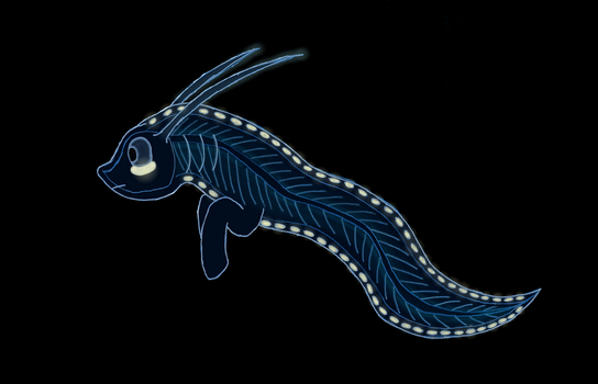 Glow Lure Design 01 by robbieagray