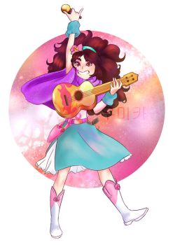 Stebel's song by mikan3551