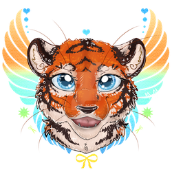 Commission avatar by BrownWolF-Ann