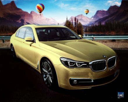 BMW Wallpaper by eduard2009
