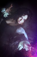 The Witcher - Yennefer cosplay by alberti