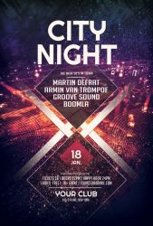City Night Flyer by styleWish