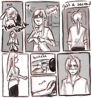 FMA Omake: It's Been a While ch2 p8 by roolph