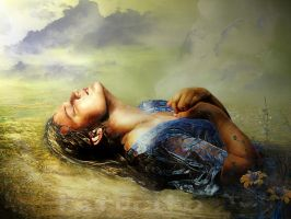 being water by tatucito