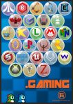 Gaming Alphabet 2012 by BluDrgn426