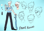 Commission- Frost Kessho by ARSONicARTZ