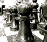 Chess Pieces by milesgore