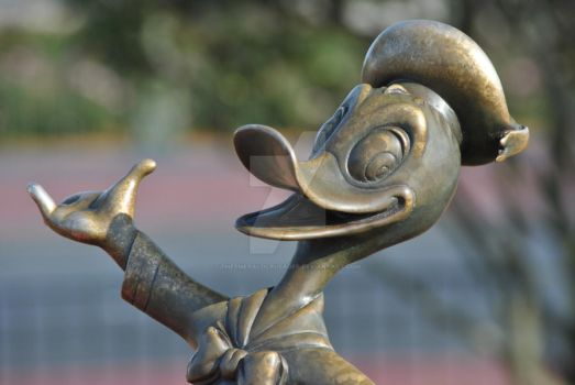 Donald Fauntleroy Duck by TheEmeraldCrusader