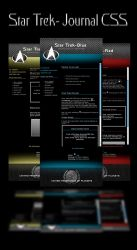 Star Trek Journal CSS by SilverPixiGirl