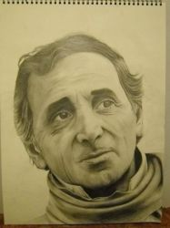 Aznavour by BerDen