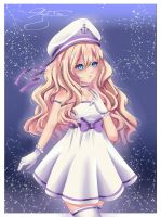 Sailor Girl - Sailing In The Stars by AngelicFoXus