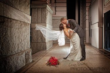 Town Hall Wedding by fusionx