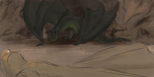 My Cave! ~ Taming Adapt by The-Shellcat