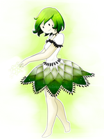 Custard Apple Princess by sadvi