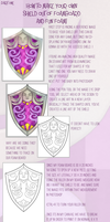 How to make your own shield - Part 1 by sugarpoultry