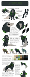 Esk Species Guide by witherlings