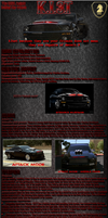 KITT general RP bio by Jetta-Windstar
