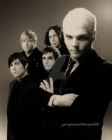 The Black Parade by WonderPaulinian