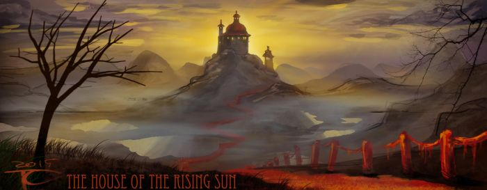 The house of the rising sun by TotCzechowicz