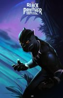 Black Panther by ludocreator