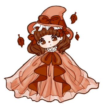 autumn baby by Purin-pyon