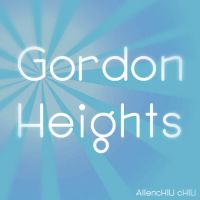 Gordon Heights Font by asianpride7625