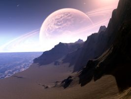 Planetary Outlook by SkillZombie