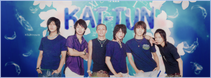 Kat-tun cover face by Know-chan