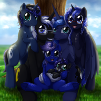 [Com] Family Picture by Evomanaphy