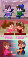 GF - Everything Stays by ivymaid