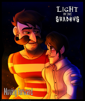 Light in the Shadows: Moving Forward by Aileen-Rose