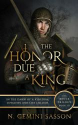 Book Cover Design - The Honor Due A King by ebooklaunch