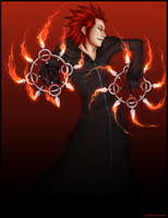 KH - flame dancer by AutumnalEquilux