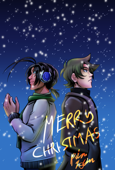 Merry Christmas 2016 by witch-girl-pilar