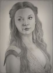 Margaery Tyrell by VKCole