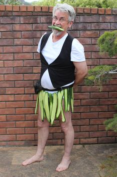 Cucumber Kilt by wanted-dedore-alive