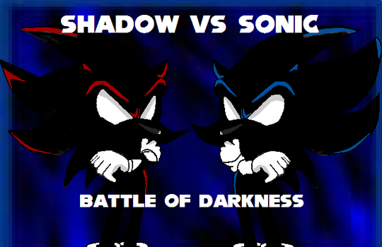 Sonic vs shadow favourites by shadowgirlthevampire on - Jeux de sonic vs shadow ...