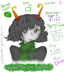 Troll Adopt #1: Fenize Astine by SimplyDefault