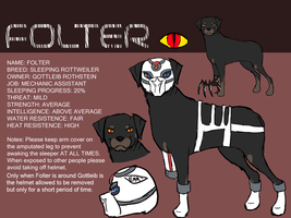 Folter Reference RD by Firsher