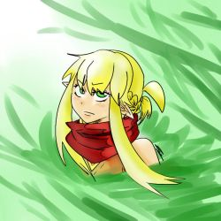 [Story] Yue the young Girl of the Forest by Uchiky