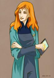 Dr Beverly Crusher by Vera-Ist-44