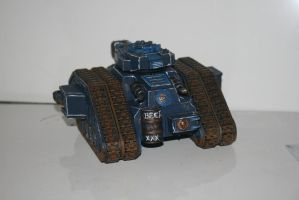 Leman Russ Squat 1 - back by ElKustomizator