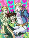 JJBA the ot3 by RasTear