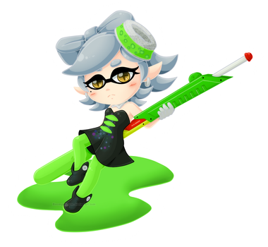 .:Marie:. by BloomPhantom
